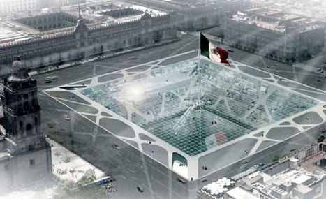 Building the incredible upside down skyscraper | Virtual Worlds & the Digital Future | Scoop.it