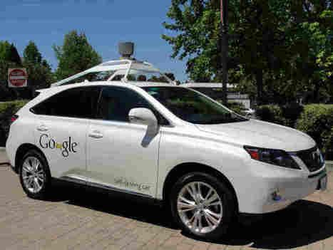 La Google Car fait ses premier blessés | Biodiversité & RSE | Scoop.it