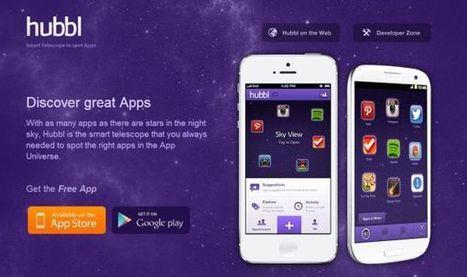 Hubbl llega Android e iOS para el descubrimiento social de aplicaciones | Soy un Androide | Scoop.it