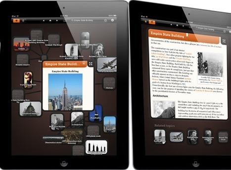 WikiNodes for iPad | Digital Presentations in Education | Scoop.it