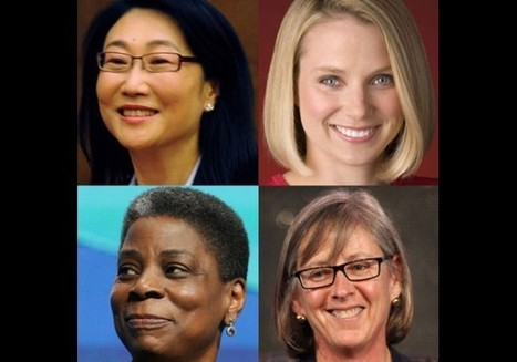 The Most Powerful Women In Tech, 2012 - The Most Powerful Women In Tech, 2012 - Forbes | those cool geeky girls | Scoop.it