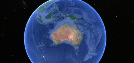 Google Earth | 'A Land of Many Nations' - Family Origins (Early Stage 1) | Scoop.it