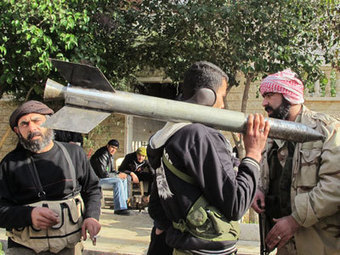 Free Syrian Army claims chemical weapons capability | MN News Hound | Scoop.it