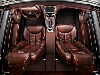 Mercedes-Benz SL by Vilner Gets Crocodile Interior | Vilner - Your Style Inside | Classic Mercedes | Scoop.it