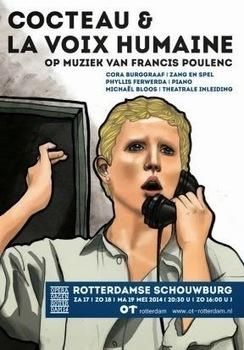 Fedde Spoel: Operadagen: La voix humaine | Operadagen Rotterdam 2015 | Scoop.it