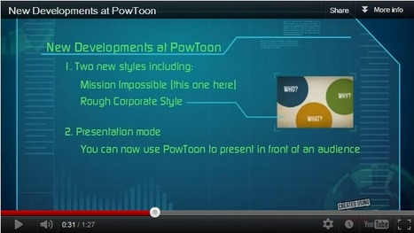 New Developments at PowToon | Digital Presentations in Education | Scoop.it