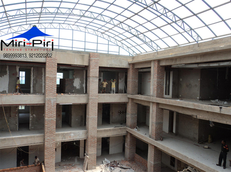 Pre Engineered Buildings Manufacturers and Suppliers In India   Awnings and Canopies Manufacturers India   Scoop.it