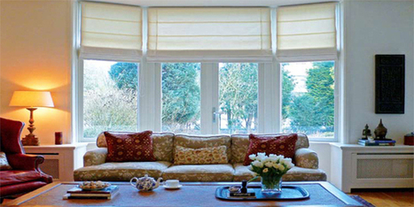 Roman Blinds – The Options Are Unlimited | Sydney Blinds and Shutters | Scoop.it