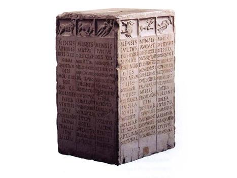 Calendario Romano | Imperium Romanum | Scoop.it