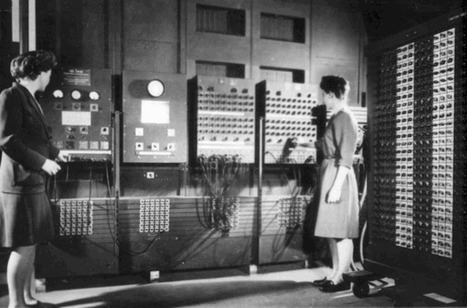 Computer Programming Used To Be Women's Work | Ashley's Wonderful Geography page | Scoop.it