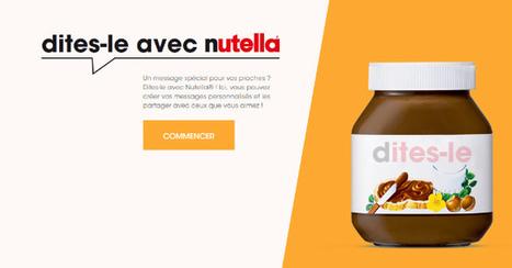 Le bad buzz de Nutella et des mots interdits sur ses étiquettes | Actualité de l'Industrie Agroalimentaire | agro-media.fr | Scoop.it