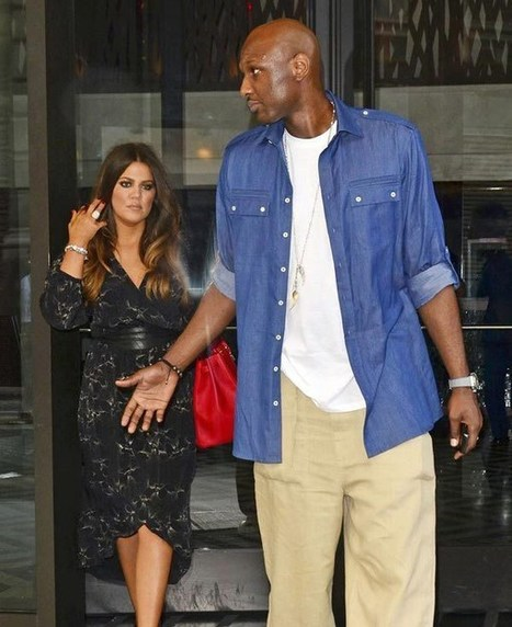 Shocking Kardashian Moments — Khloe's Marriage, Kim's Baby ... | Older Men Younger Women Dating Sites | Scoop.it