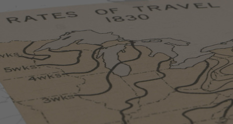 Atlas of the Historical Geography of the United States | Numérique et histoire | Scoop.it