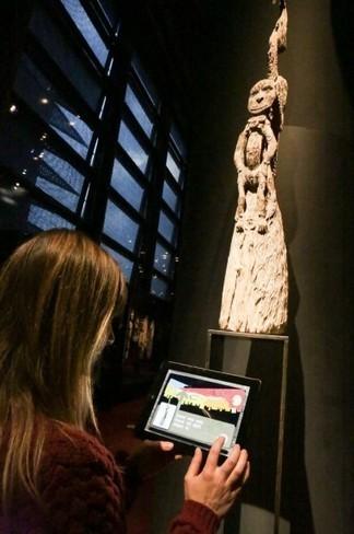 IL Y A 3 ANS ... Semaine de l'accessibilité au musée du quai Branly : prière de toucher (Exponaute) | Clic France | Scoop.it