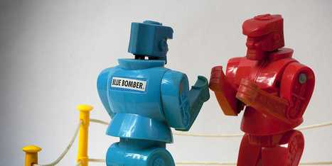 Robo-Advisors Vs. Financial Advisors: Which Is Better For Your Money? | Business Schools and Admissions | Scoop.it
