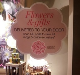 How effective is M&S's use of QR codes? | Harris Social Media | Scoop.it