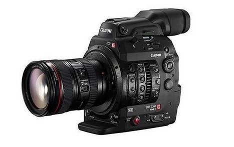 EOS C300 Mark II, la nouvelle caméra vidéo 4K de Canon - Business News | video | Scoop.it