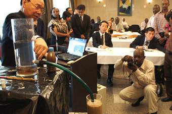 Embassy of Japan in Tanzania - Events | IB Part 2: Freshwater - issues and conflicts | Scoop.it