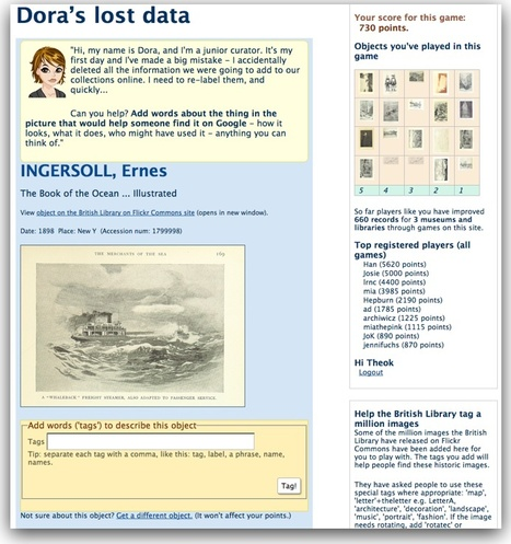 Dora's lost data | Digital Curation & Education Project | Scoop.it