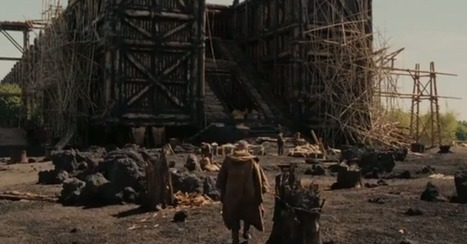 'Noah' Trailer Weaves Intense Biblical Story of Survival | Prepping and Bushcraft | Scoop.it