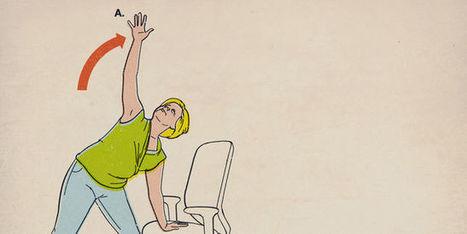 Ces entreprises françaises qui investissent dans le bien-être | Massages-bien-être | Scoop.it