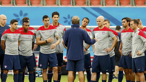 World Cup 2014: USA, propelled by Ghana win, faces off with Portugal | Fifa Wold Cup | Scoop.it
