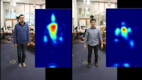 How wireless 'X-ray vision' can distinguish different individuals even behind walls and outside of buildings | Communication design | Scoop.it