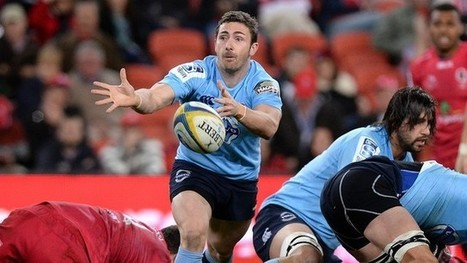 London Irish sign 2014 Super Rugby Champion | London Irish Supporters Club | Scoop.it