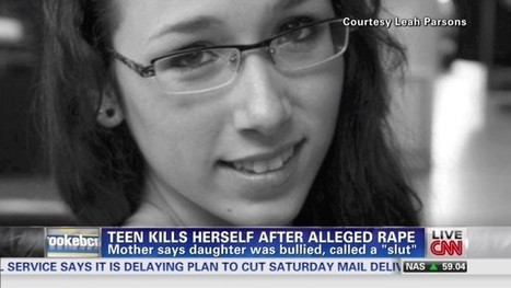 Canadian teen commits suicide after alleged rape | Lucky-Independent Reading | Scoop.it