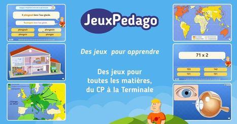 Jeu : Athènes jeux | Educadores innovadores y aulas con memoria | Scoop.it