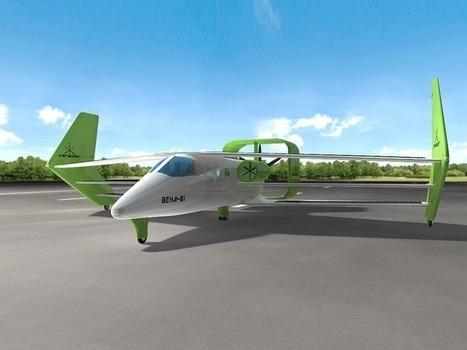 Bio-Diesel Electric Hybrid Airplane In the Design Studio | All-Energy | Scoop.it