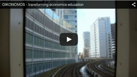 OIKONOMOS - a documentary about transforming economics education | P2P Foundation | Peer2Politics | Scoop.it