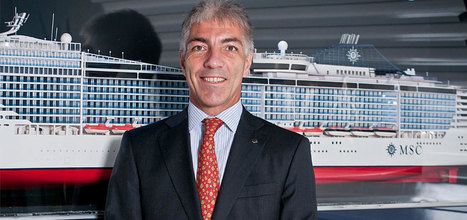 MSC North America appoints new president and chairman | English speaking media | Scoop.it