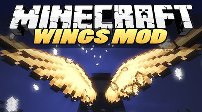 Cosmetic Wings Mod for 1.10.2/1.7.10 | My Pin | Scoop.it