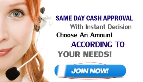 How Same Day Loans Are A Convenient Financial O... - Posts - Quora | No Credit Check Loans Australia | Scoop.it
