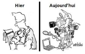 Le Web journalisme - l'info dans son temps ? | Internet pour s'informer autrement ? | Scoop.it