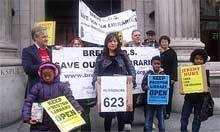 Thousands lobby culture secretary over library closures | LibraryLinks LiensBiblio | Scoop.it