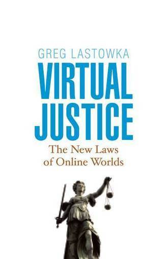 Rutgers University :: Virtual Justice | Greg Lastowka | A Virtual Worlds Miscellany | Scoop.it