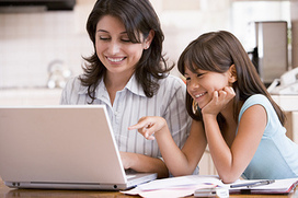 10 Internet Safety Tips for Parents | Primary Tech | Parent Resources for a Digital World | Scoop.it