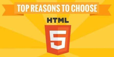 Top Reasons to Choose HTML5 DOCTYPE – Infographic | EXEIdeas | Scoop.it