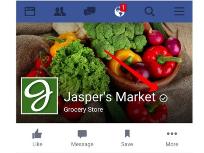 Facebook Local Business Page Owners: Here's How to Get That Verified Checkmark | Business in a Social Media World | Scoop.it