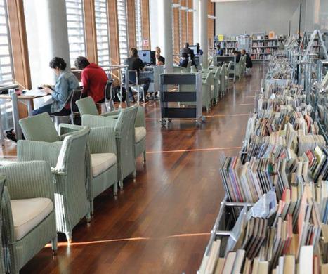 Quoi de neuf dans les bibliothèques de Toulouse ? | Trucs de bibliothécaires | Scoop.it