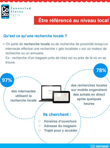 4 guides pratiques réseaux sociaux et référencement local pour les commerçants et artisans | Web information Specialist | Scoop.it