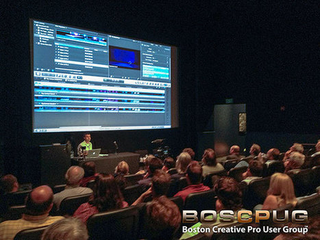 The best FCPX multicam demo I've ever seen! Ben Consoli presents at the BOSCPUG - fcp.co | HDSLR | Scoop.it