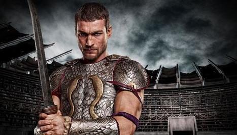 Spartacus | Frases de séries de TV | Scoop.it