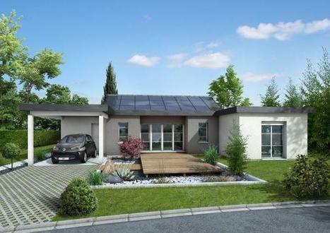 Moins de 200.000 euros pour une maison qui recharge sa voiture | Le flux d'Infogreen.lu | Scoop.it