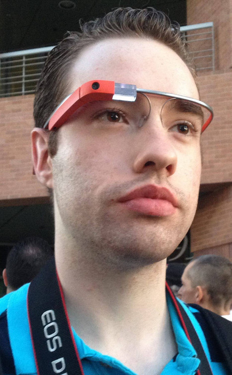 NameTag Wants Google Glass To Recognize Any Face - Ocala Post | NameTag | Scoop.it