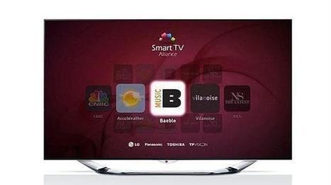IBM y Panasonic se unen a la Smart TV Alliance   Thus You   Scoop.it