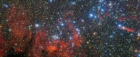 A Star Cluster in the Wake of Carina | Youniverse1 | Scoop.it