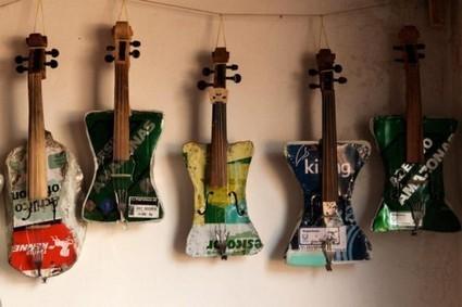 Making Music out of Rubbish | Random Ephemera | Scoop.it